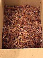 Сушено вяленая соломка плотвы