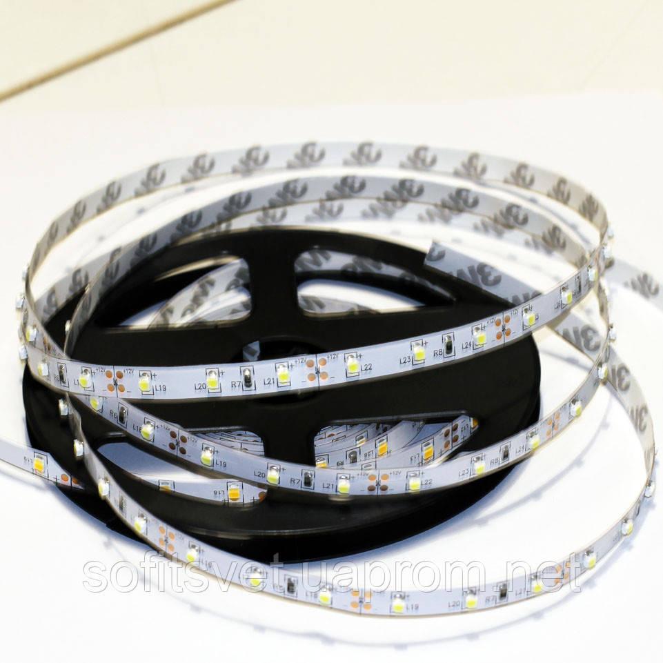 Лента светодиодная SMD-3528  60Led 6500К IP65 Motoko MTK-300WF3528-12 5 метров