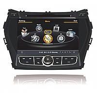 Штатная магнитола MyDean 1210 Hyundai Santa Fe (2013-)