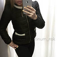 "Куртка с карманами""Казино"""