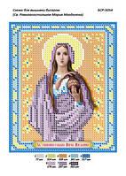 Схема для вышивки бисером Мария Магдалина