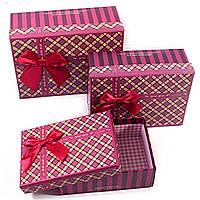 Подарочная коробка S 080/081 (2 шт. в комплекте)