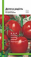 Семена томата Детская радость (любительская упаковка) 0,3 гр. (~100шт.)