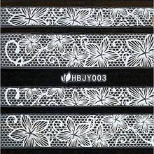 Наклейки 3D для ногтей HBJY 003