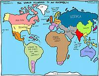 Кто как пьёт? Алко культуры стран мира.