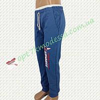 """Спортивные штаны для мальчиков """"Спорт"""" синие с 8 до 12 лет"""