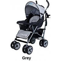 Коляска прогулочная Caretero Spacer grey