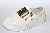 Детские туфли-шузы  для девочек  (разм. с 26 по 31)