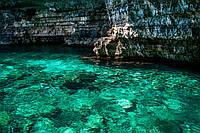 Фотообои Море и скалы