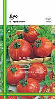 Семена томата Дуо (любительская упаковка) 0,1гр. (~30 шт.)