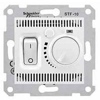 Термостат для тепл. пола 10A бел. Sedna SDN6000321 Schneider Electric