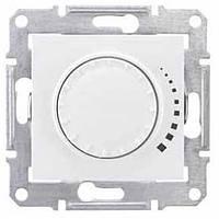 Светорегулятор пов-нажимн. бел. Sedna SDN2200721 проходной емкостной Schneider Electric (Димер)
