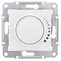 Светорегулятор пов-нажимн. бел. Sedna SDN2200521 проходной индуктивн. Schneider Electric (Димер)