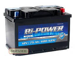 Аккумулятор Bi-POWER 60Ah ✔ пусковой ток 510A