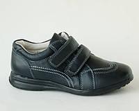 Туфли для мальчиков KLF FS761-2 черный (Размеры: 32-37)