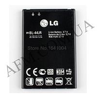 АКБ 100% оригинал LG BL- 44JR P940/  SU880/  KU5400 тех упаковка