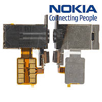Коннектор handsfree для Nokia Lumia 920, оригинал
