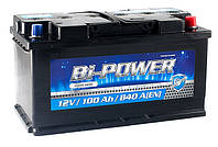 Аккумулятор Bi-POWER 100Ah ✔ пусковой ток 840A
