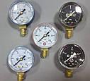 Манометр 0- 16 МПа СО2 (углекислый газ) , фото 2