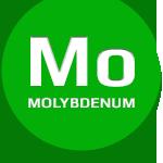 молибден / molybdenum