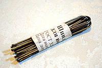 Шпильки для волос маленькая светлая 100 штук
