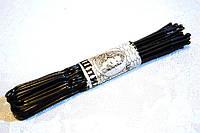 Шпильки для волос средние черные 100 штук