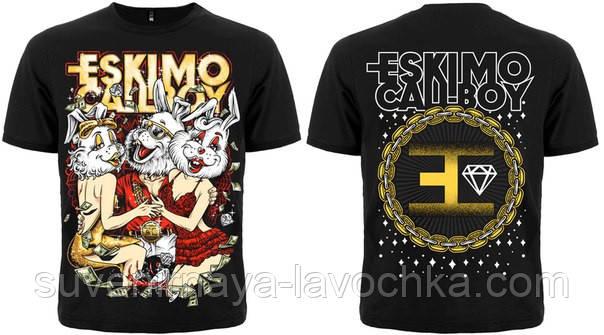 "Футболка Eskimo Callboy ""King Of The Rabbits"""