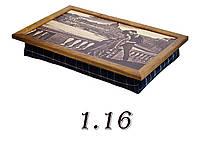 Поднос на подушке ПШ 116
