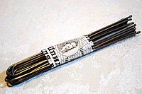 Шпильки для волос большие черные 100 штук
