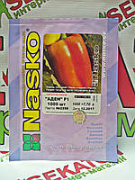Семена перца Аден F1, 1000 семян Nasko (Наско), Молдавия