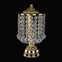 Настольная лампа хрустальная ArtGlass MARRYLIN I. TL CE