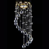 Светильник точечный хрустальный ArtGlass SPOT 22 CE