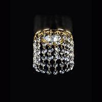 Светильник точечный хрустальный ArtGlass SPOT 16 CE