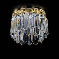 Светильник точечный хрустальный ArtGlass SPOT 15 CE
