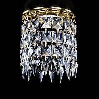 Светильник точечный хрустальный ArtGlass SPOT 12 CE