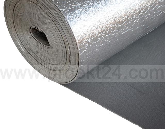 Вердани 3мм (тип К) самоклеющийся химически сшитый вспененный полиэтилен