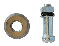 Запасные режущие элементы 15х6х1.5мм для плиткореза FAVORIT