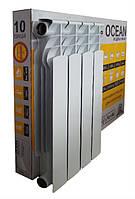 Биметалический радиатор OCEAN 570*80 SH-B-500A3 AL+ST