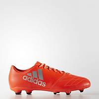 Футбольные бутсы X 16.3 Leather FG/AG Adidas мужские S79495 , фото 1