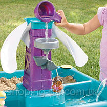 Стол-песочница с зоной для воды Little Tikes 641213М, фото 3