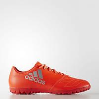 Футбольные бутсы X 16.3 Leather TF Adidas мужские S79588