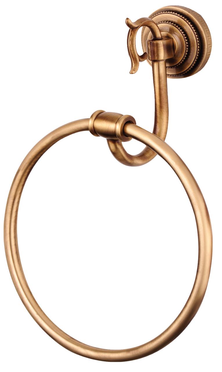 Кольцо для полотенца KUGU Versace Antique 204A