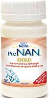 Жидкая молочная смесь Nestle Pre Nan Gold, 90 мл