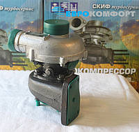 Турбокомпрессор ТКР 6.01 - МТЗ / Д-245
