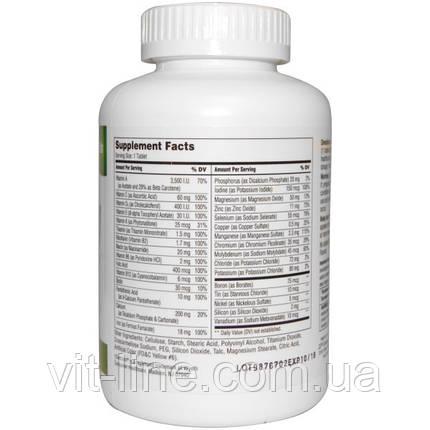 21st Century, мультивітаміни і мультиминеры 300 таблеток, фото 2