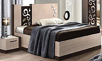 """Мебельная кровать """"Сага"""" 160 Мастер-Форм /  Меблеве ліжко Сага 160 Мастер-Форм"""