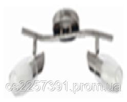 Спот Lemanso ST137-2 двойной E14 / 9W