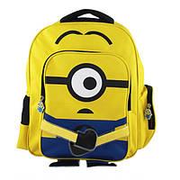 Школьный портфель, рюкзак Миньон