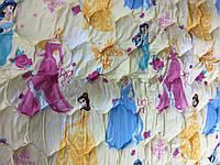 Детское стеганное одеяло шерстяное 140*100