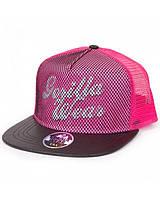 Женская бейсболка Gorilla wear Mesh Cap (Pink)